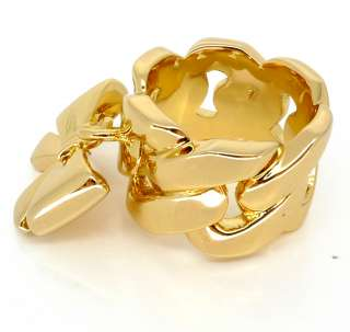 Disney Couture Kidada Sleeping Beauty Gold Bow Ring