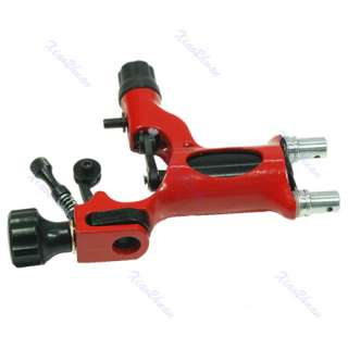 Pro Motor Rotary Tattoo Machine Gun Newest For Artist High Quality Red