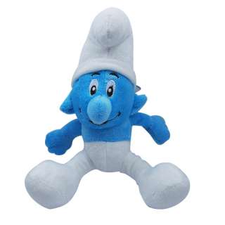 The Smurfs Clumsy 8.8 Soft Stuffed Plush Toy S #02