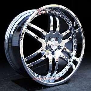 Mercedes Benz M S Class Wheels Rims Chrome Wheels 4pc 1set Automotive