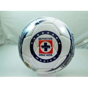 CRUZ AZUL FC OFFICIAL SIZE 5 SOCCER BALL   103: Sports