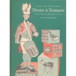 Drums & Trumpets (Poetry for the Youngest): Leonard Clark